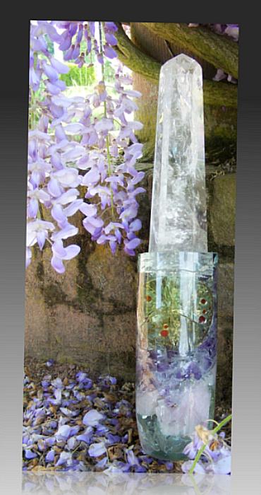 master quartz crystal