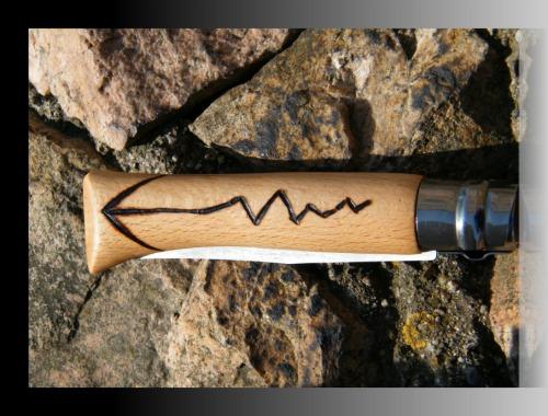 Opinel Inox Rune
